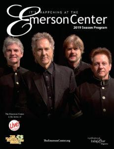 Emerson Center Program 2018-19