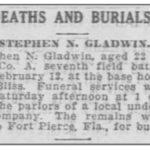 El Paso Herald Feb. 14, 1919
