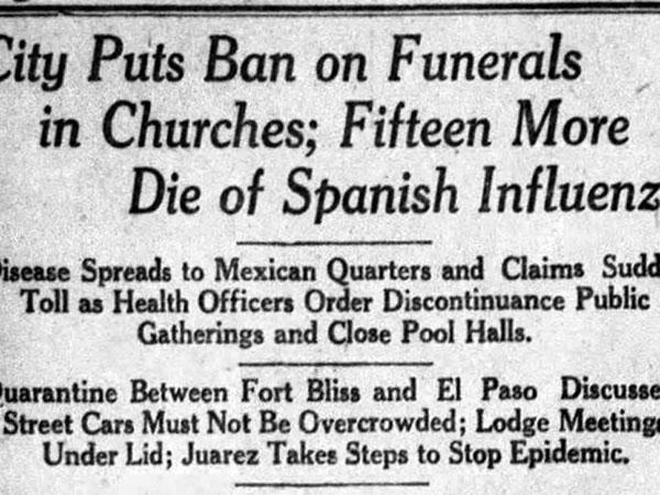El Paso newspaper