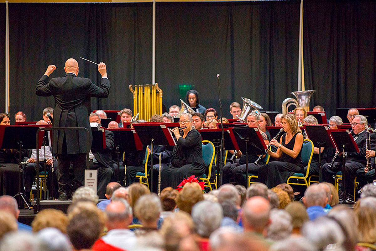 The Port St. Lucie Community Band