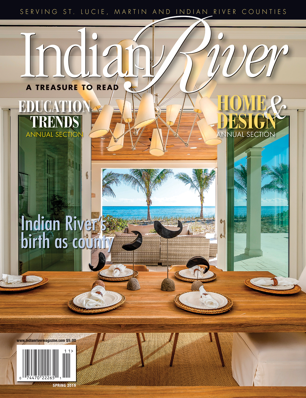 Indian River Magazine Spring 2019