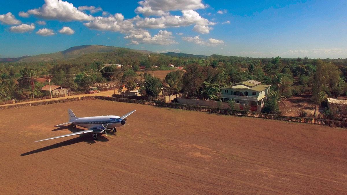 MFI's DC-3s