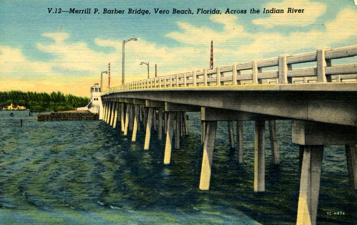 The Barber Bridge