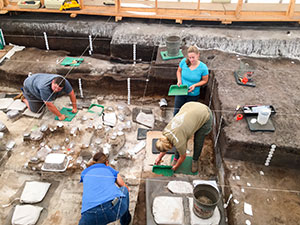 Archaeological research in Vero Beach