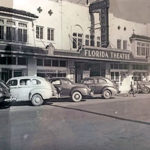 The Vero Theatre, which later became the Florida Theatre, opened in 1924.