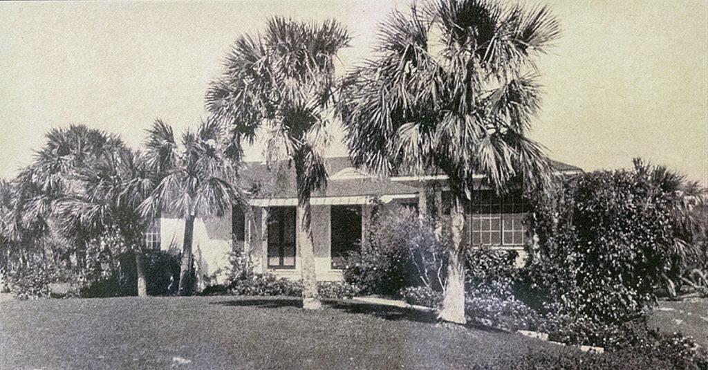 Dr. Sawyer's main residence