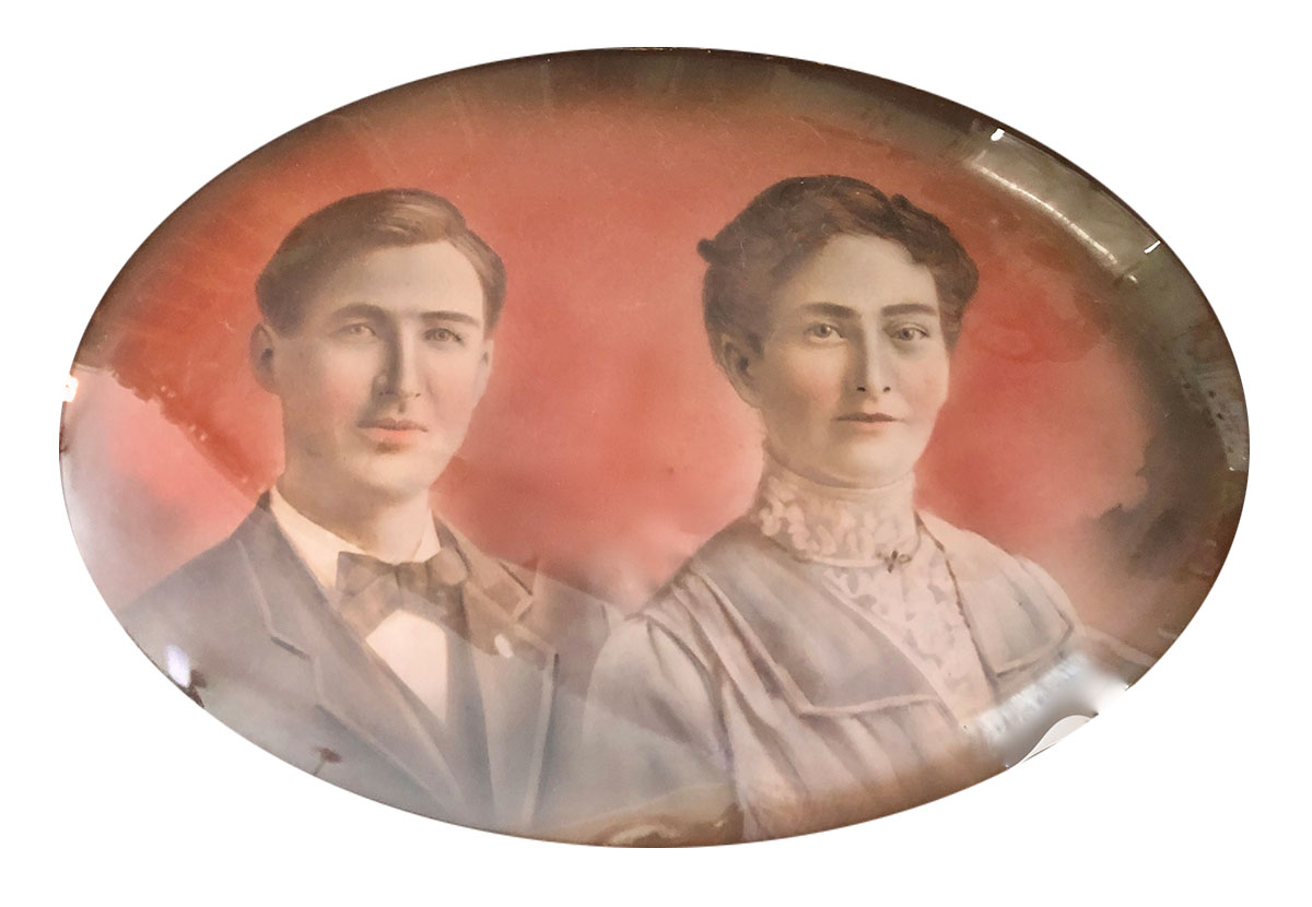 Arthur Mayfield Hill and Catherine Richey Hill
