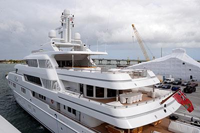 FPY&S docks