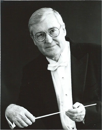 Andrew McMullan founded the Atlantic Classical Orchestra