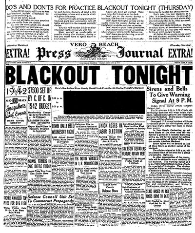 Blackout do's and don'ts