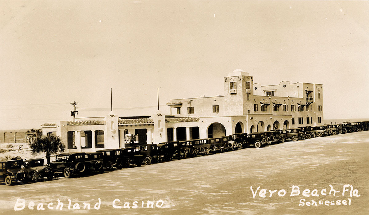 Beachland Casino later became the Windswept Hotel