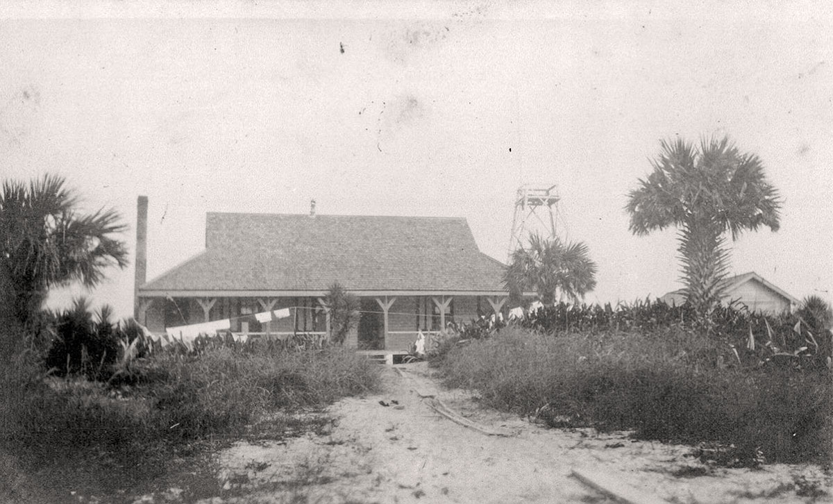 first House of Refuge in Florida