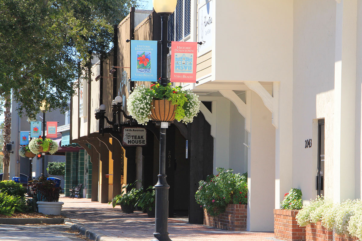Downtown Vero Beach