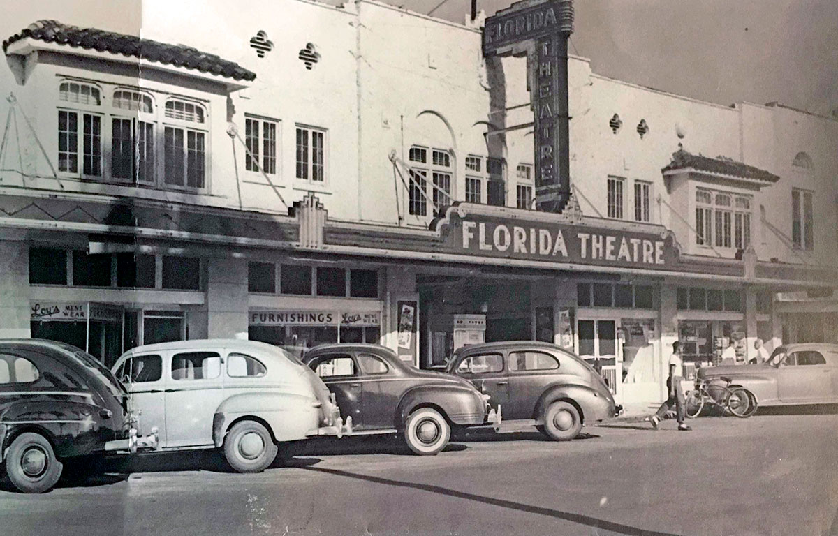 Florida Theatre on 14th Avenue