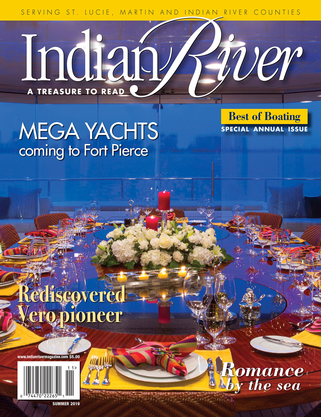 Indian River Magazine Summer 2019