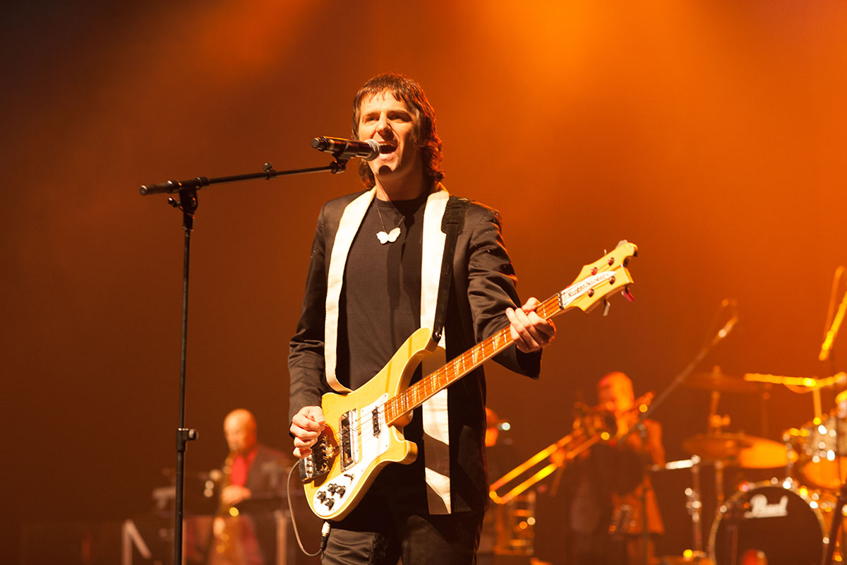 A tribute show on Sir Paul McCartney of the Beatles