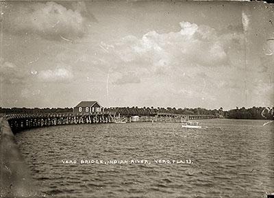 Vero's first toll bridge