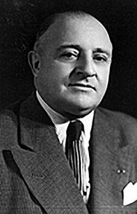 Alex MacWilliam, a World War I veteran