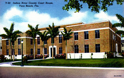 The Indian River Courthouse