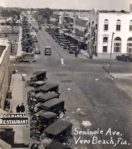 arly view of Seminole Avenue (14th Avenue today)