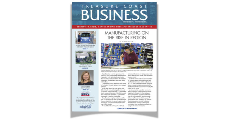 Indian River Magazine Inc. launches business magazine