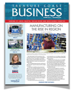 Treasure Coast Business magazine