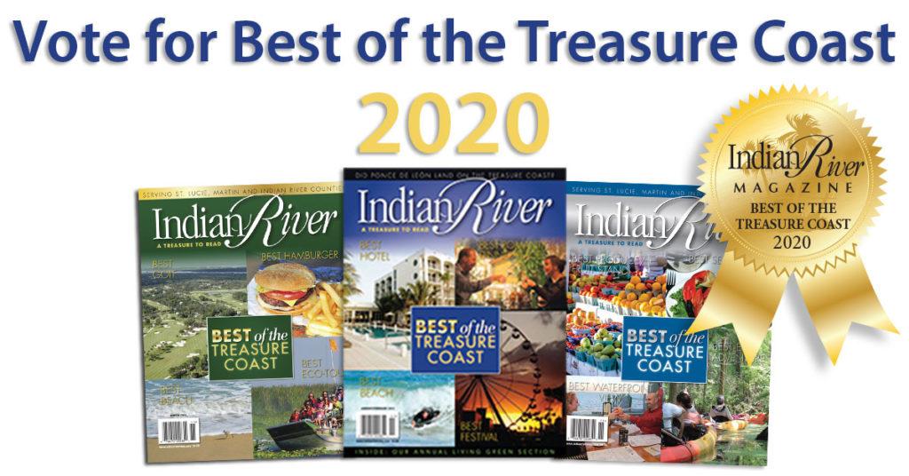 Best of the Treasure Coast 2020 contest