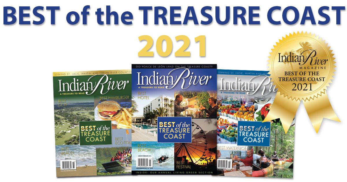 Best of the Treasure Coast 2021