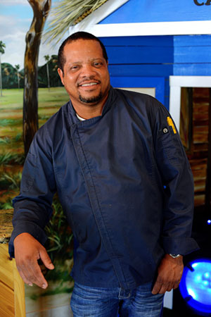 Owner Rafael Sarzuela works hard to bring his passion of cooking fresh, Latin food to the Port Saint Lucie area.