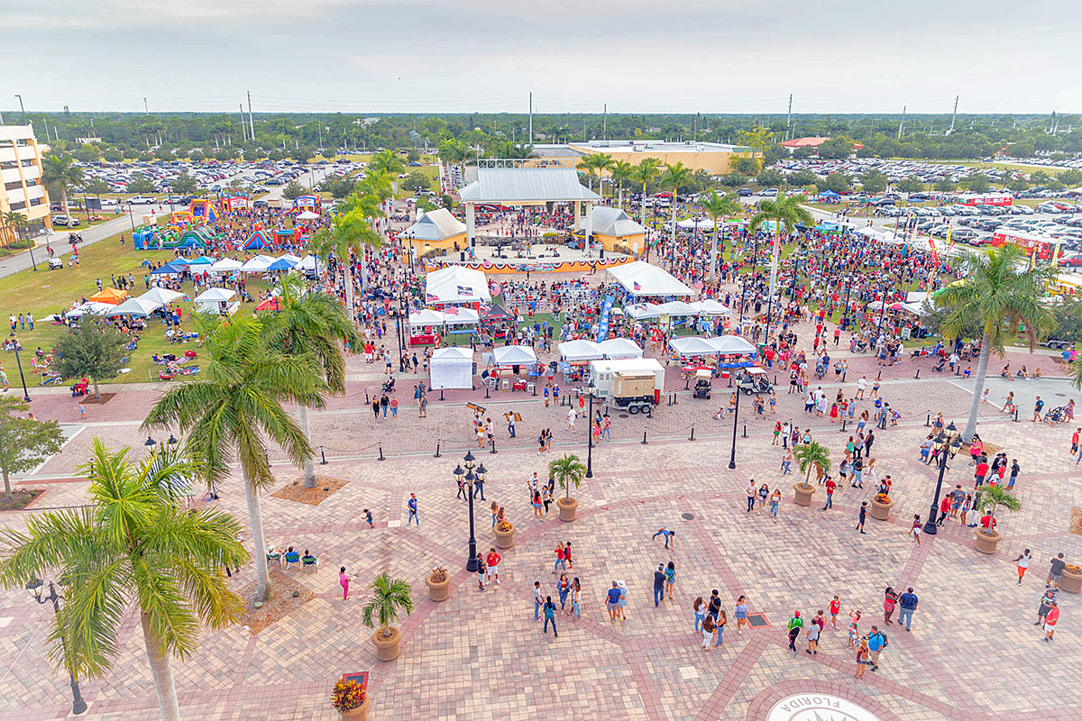 Port St. Lucie Civic Center festivals