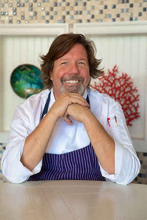 Chef/owner Michael Lander