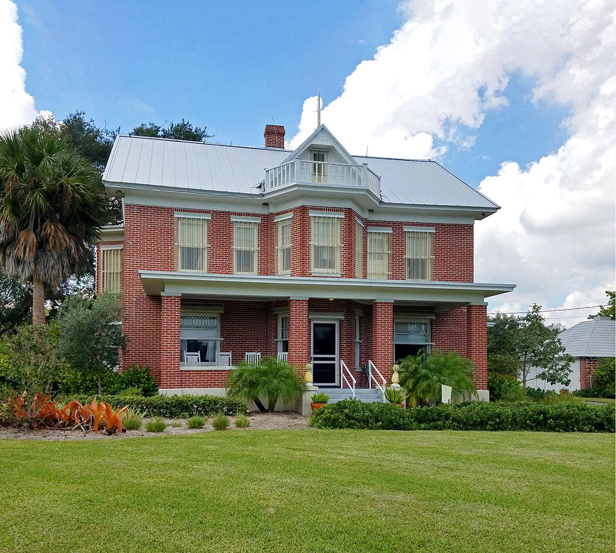 The Hallstrom House