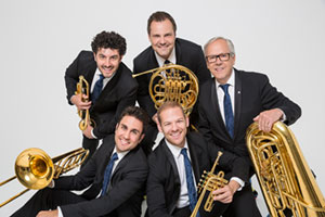 Canadian Brass at the Lyric Theatre