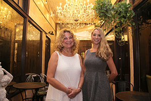 Café Martier co-owners Lisa Councilman and Erica Watkins