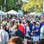 Thousands gather to enjoy fresh seafood at Port Salerno Seafood Festival.