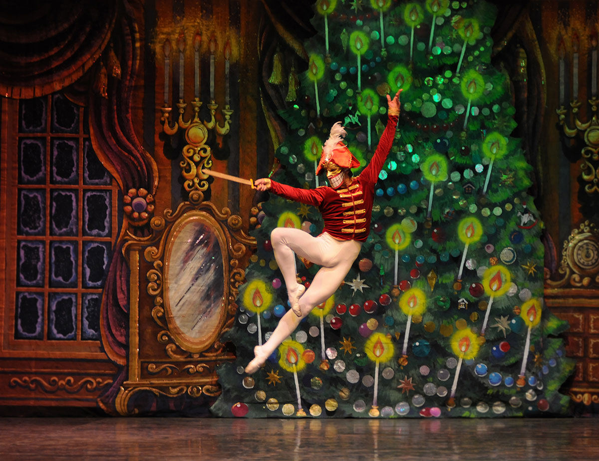 The Nutcracker at the Sunrise Theatre enthralls audiences every year.