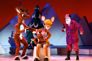 Rudolph the Red-Nosed Reindeer at the Sunrise Theatre
