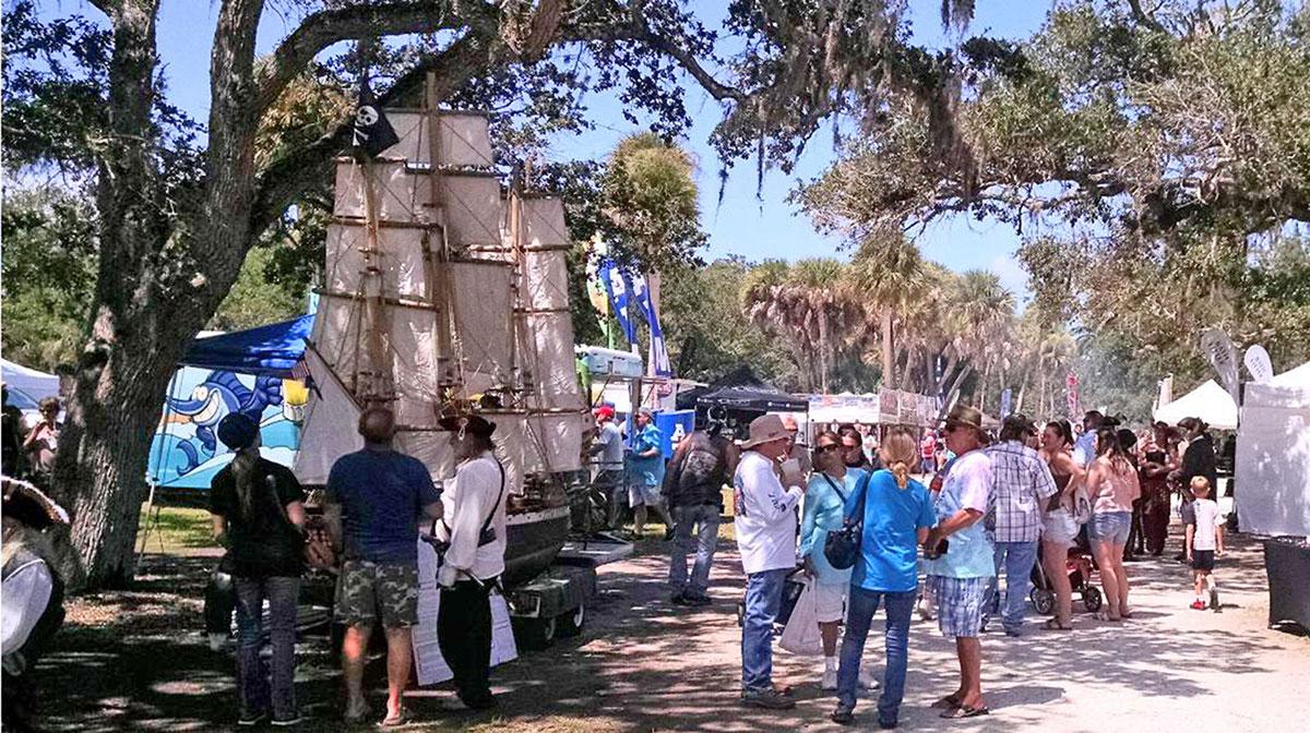 The Vero Beach Pirate Festival