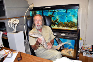 Gary Brady, the executive director and founder of Critter Haven