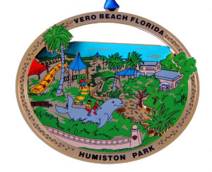 Indian River County's Christmas ornament
