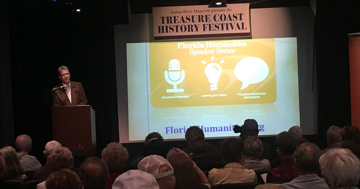 Ais, Backus sessions highlight Saturday's History Festival