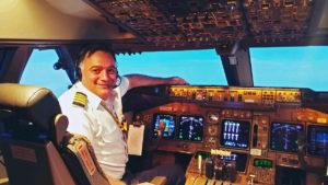 Atlas Air Captain Manuel Cabianca
