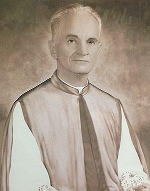 Monsignor Michael Beerhalter