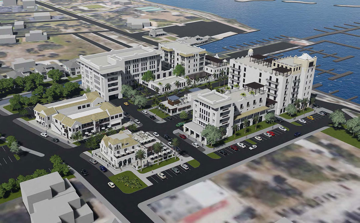 The proposed $85 million King's Landing development