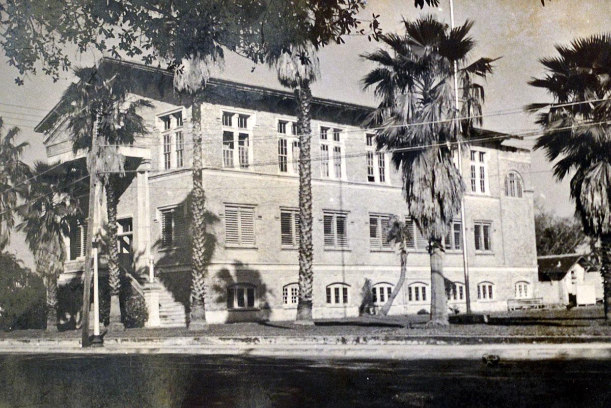 St. Anastasia Catholic School was built in 1914