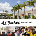 """A.E. Backus Museum & Gallery - from an open studio door and a philosophy to """"pass it on,"""" the inspiring story of Florida Art begins -- and continues -- here."""