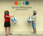 providing masks made by the Quilters guild to SRA