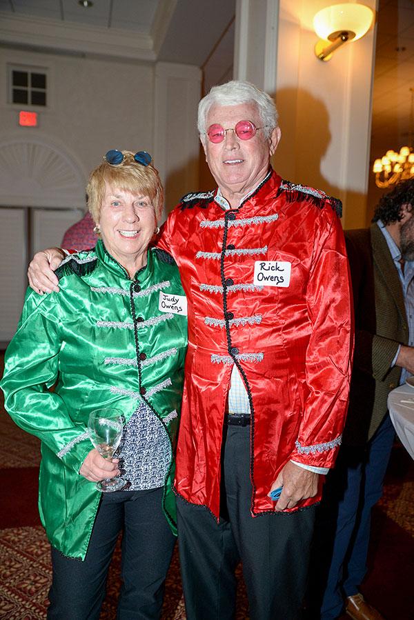 Judy and Rick Owens