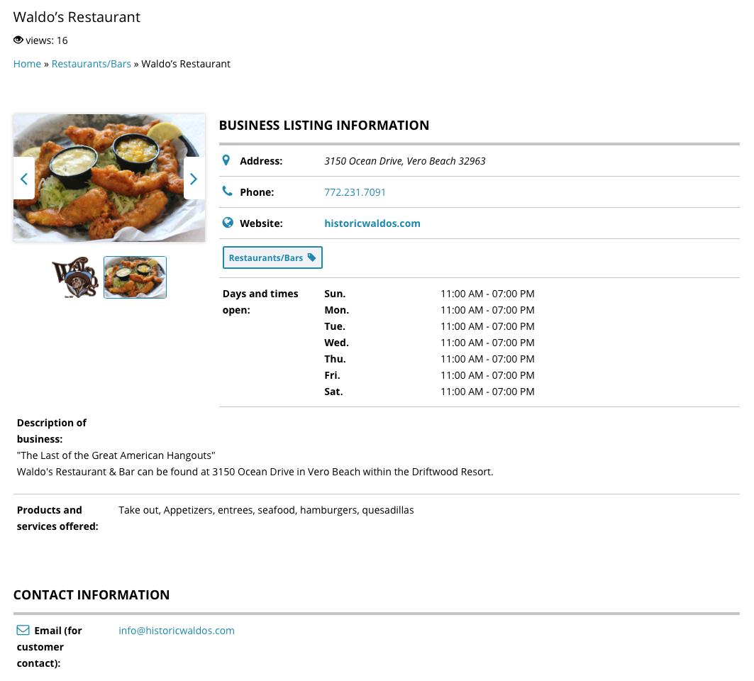 listing2ndscreen