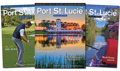 Port St. Lucie magazine past issues